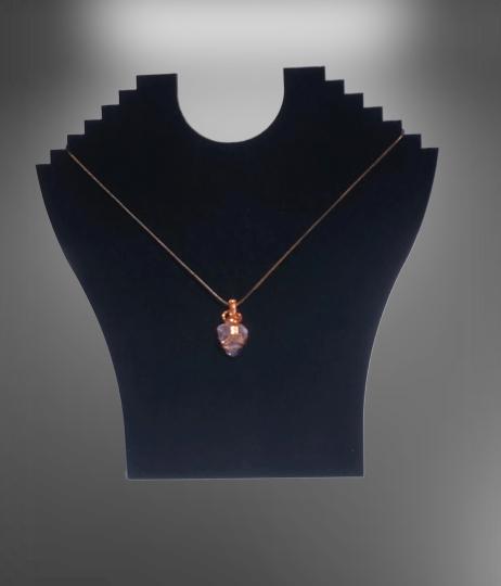 Ametist halsband